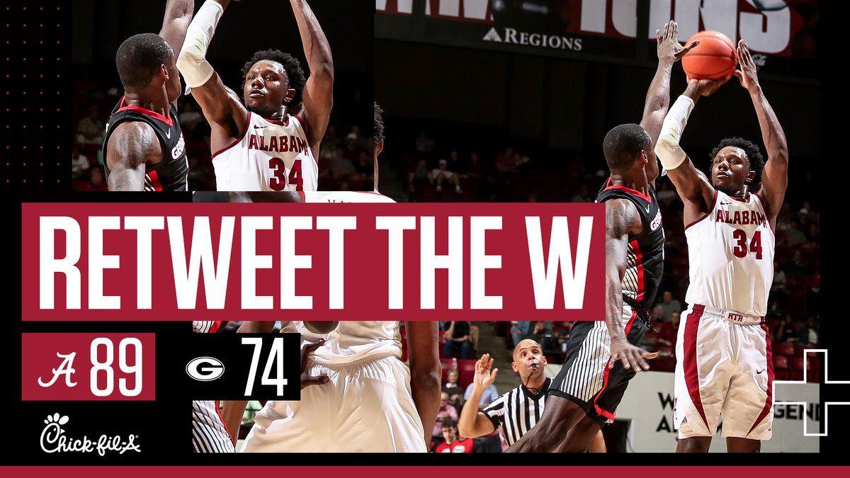 Alabama Men's Basketball (AlabamaMBB) Twitter Alabama