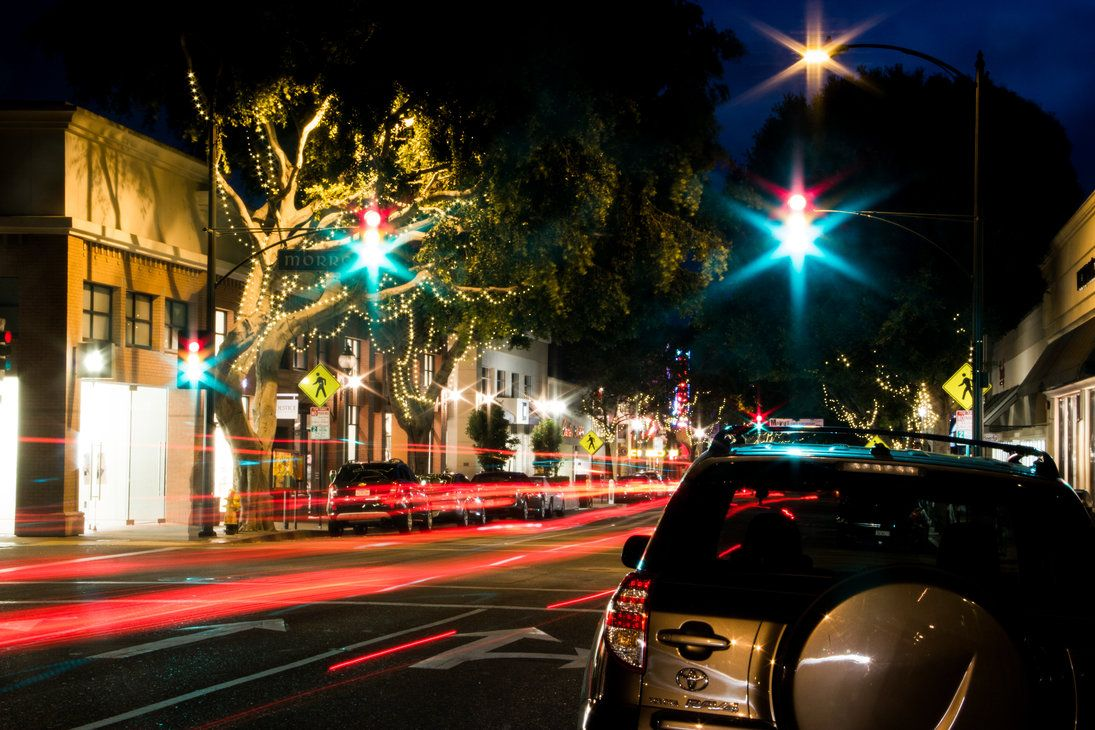 The lights at night in downtown San Luis Obispo CA. (Even if just & The lights at night in downtown San Luis Obispo CA. (Even if just ... azcodes.com