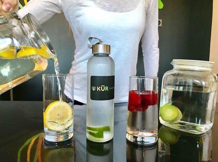 New week fresh branding Preview of client @kur_health_spas water - fresh blueprint 3 commercial