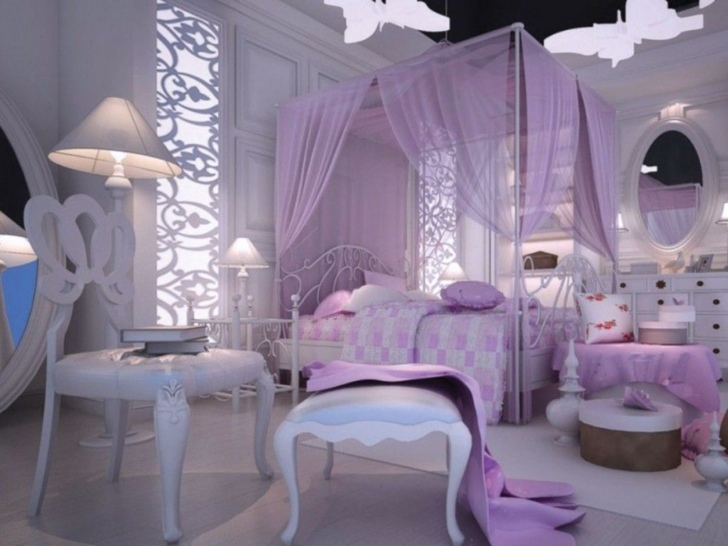 feng shui purple bedroom sets for girls with cute decorating ideas