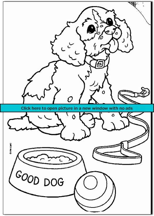 pup1 Coloring Page