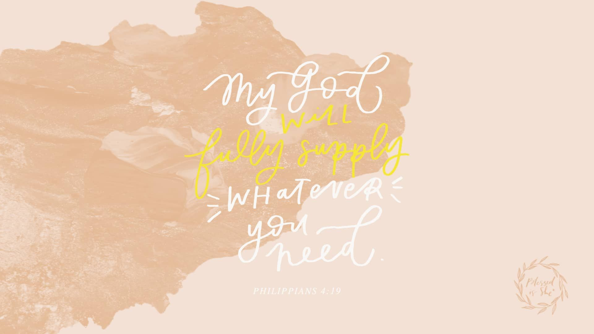 Iphone Wallpaper Scripture Blessed Wallpaper Wallpaper Bible Wallpaper