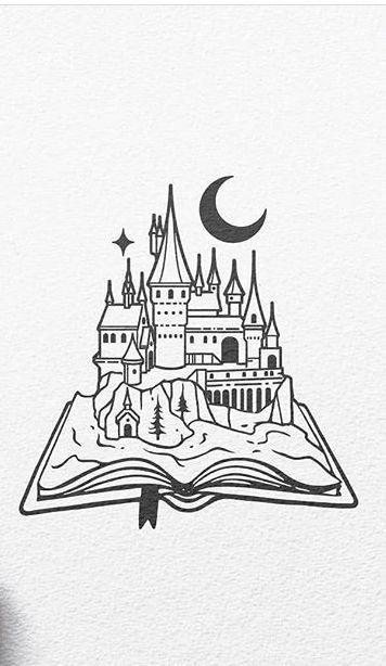 Kunst Zeichnungen Tumblr – Hogwarts, bitte senden Sie mir einen Brief ….. Jeder Buchstabe 🤤 – Best Art Pin  – Filme und Serien