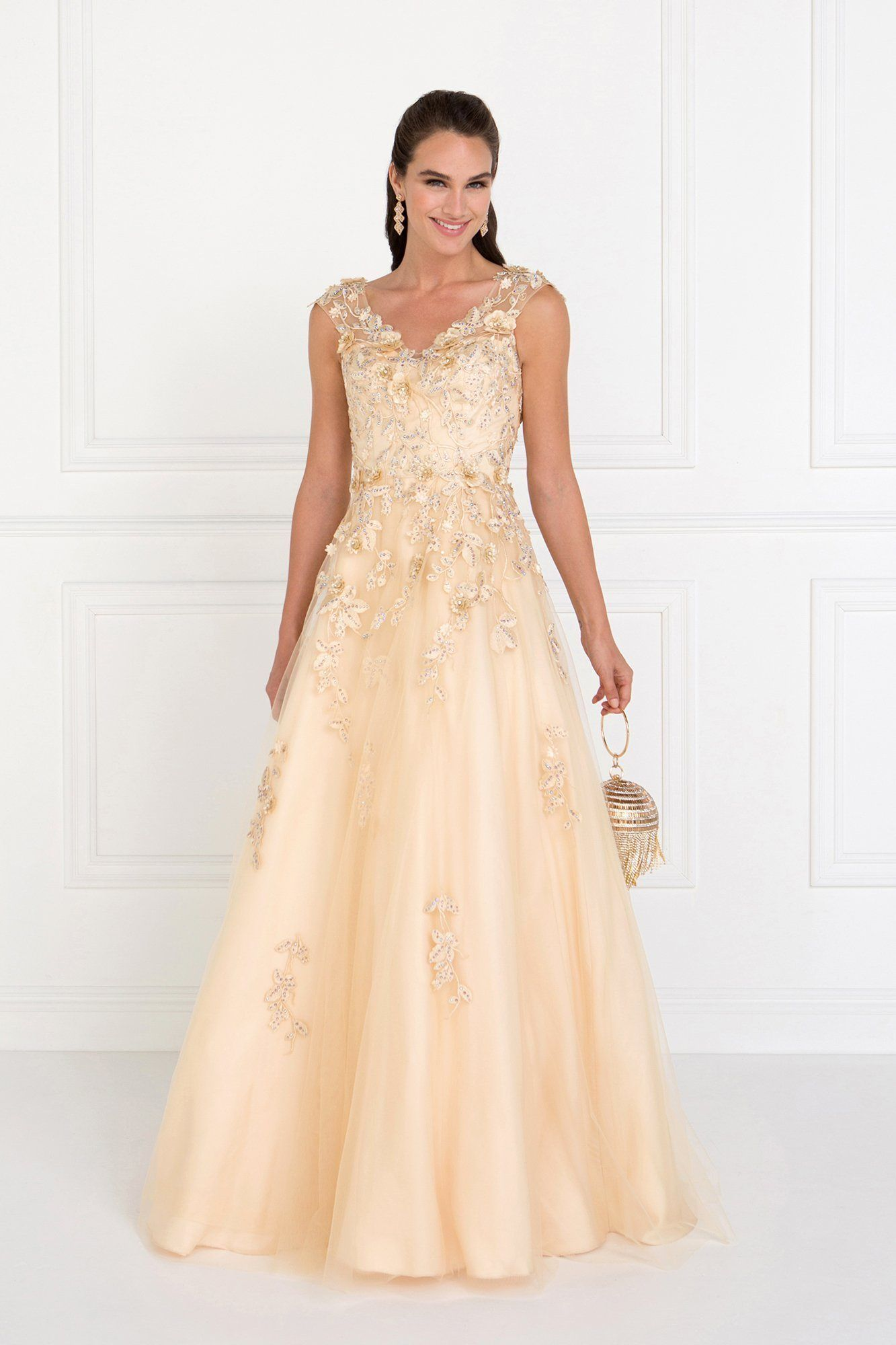 Elegant ball gown dress gls products pinterest ball gown