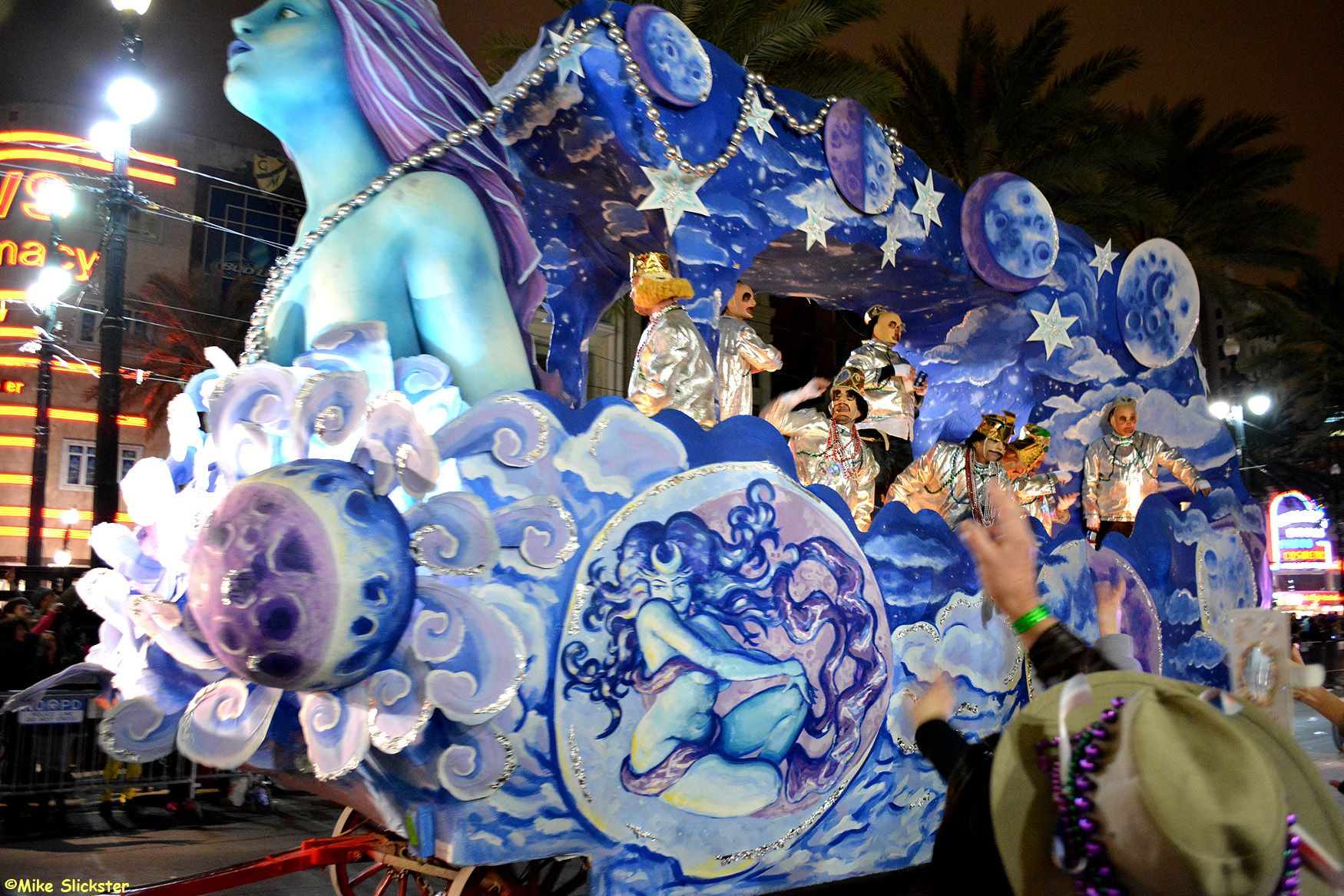 krewe of orpheus parade float new orleans mardi gras