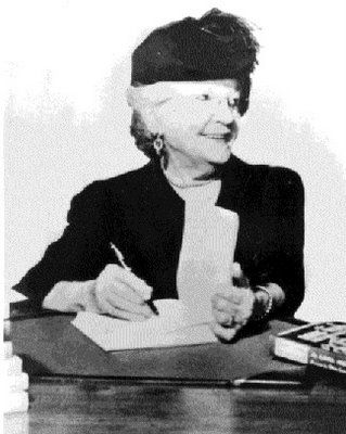Laura Ingalls Wilder (1867-1957), settled in Mansfield, Missouri PIONERA . AUTORA DEL LIBRO LA CASA Y FAMOSA SERIE LA CASA DE LA PRADERA