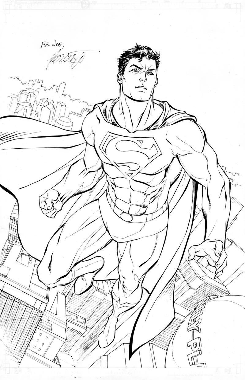 Superman for a friend by 0boywonder0 on DeviantArt ...