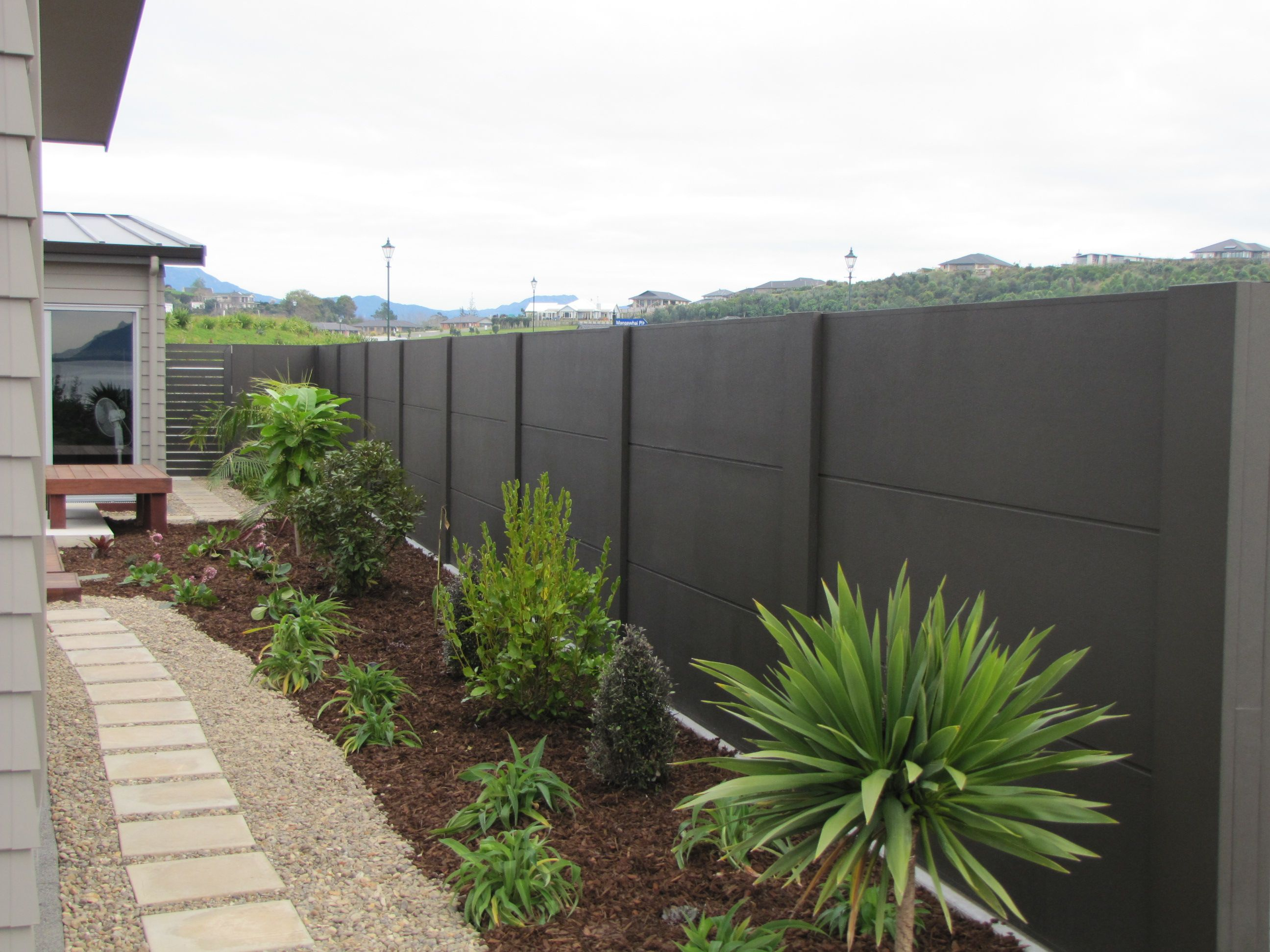 Statuette Of Wall Fence Panels Appliance Exteriors
