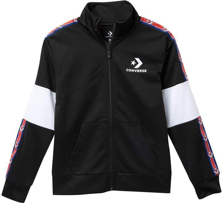 Converse | Star Chevron Taping Track Jacket (Big Boys