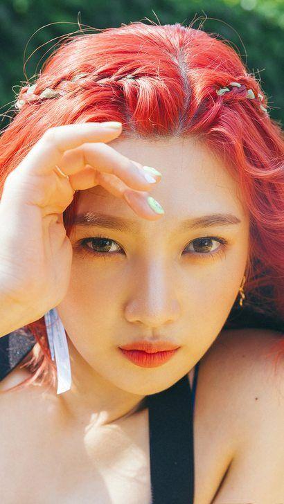 The Red Velvet Joy Park Soo Young Summer Album K Pop Hd Mobile