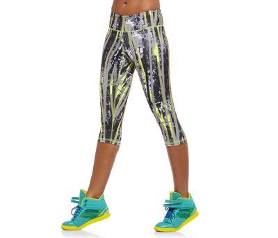 Colorful Workout Capris