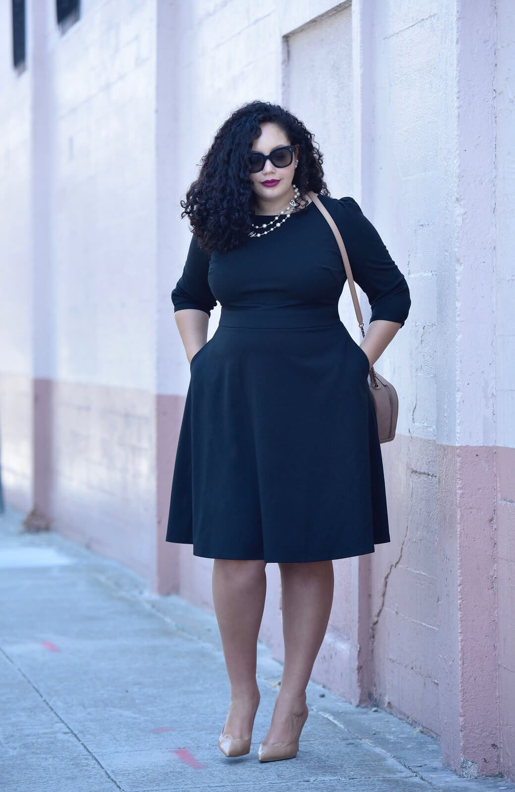 The Little Black Dress of my Dreams | Girl With Curves