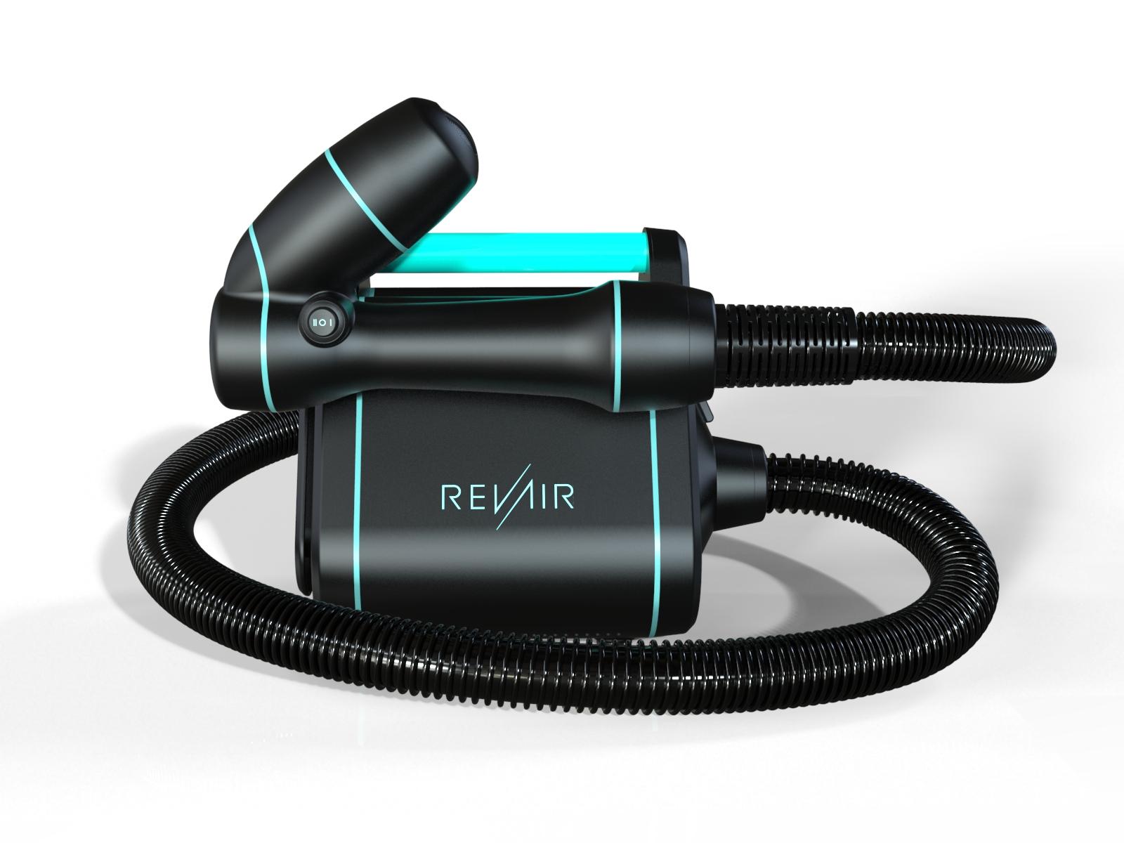 REVAIR reverseair dryer Air hair dryer, Best hair dryer