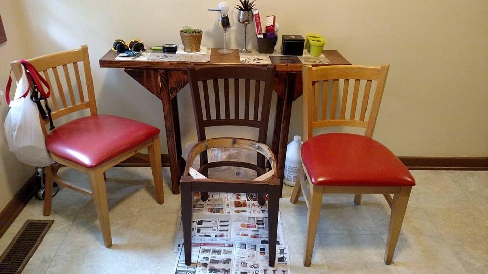 Boring Chair To Charming Chair Diy Furniture Redo Furniture Fix Furniture Makeover Diy