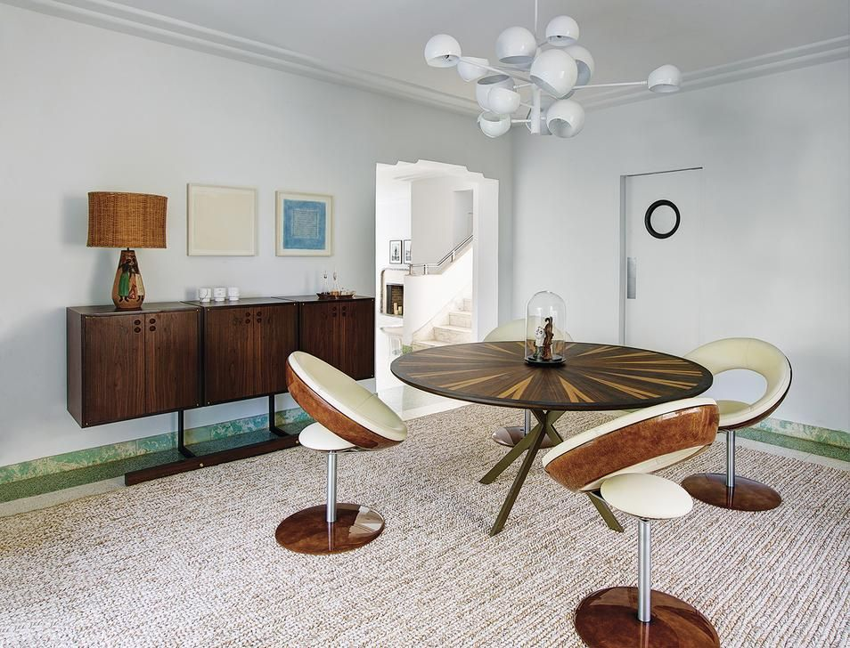 Inside Stephan Weishaupt s Miami Home  Mod FurnitureDesign. Inside Stephan Weishaupt s Miami Home   Consoles  Art deco and