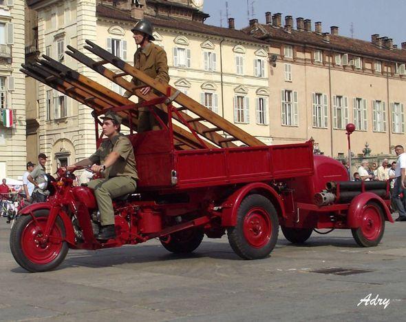 18° Raduno Pompieri - Torino