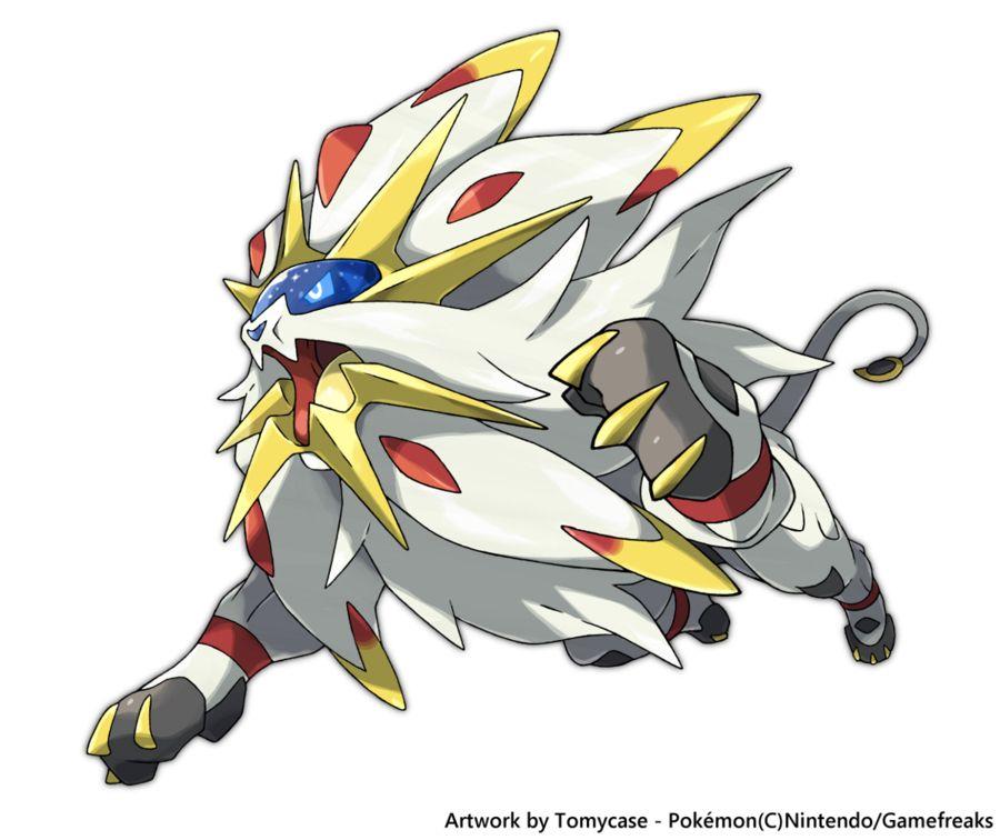 Solgaleo Png Solgaleo Pokemon Pokemon Fotos De Pokemon