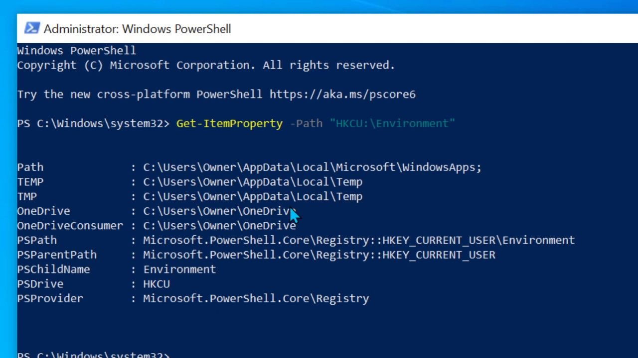 How To Recover Path Environment Variable In Windows 10 Windows 10 Variables Environment
