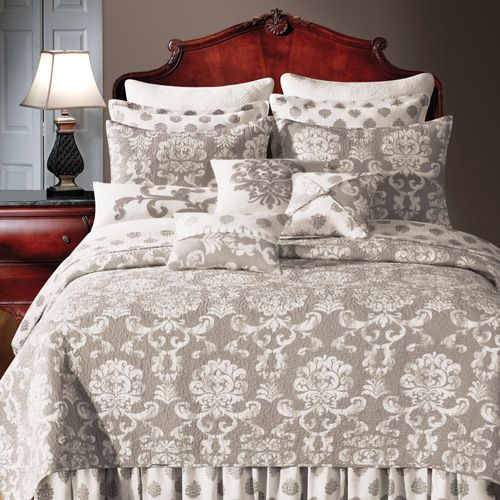 Williamsburg Providence Twin Quilt By Williamsburg Bedding : The Home  Decorating Company