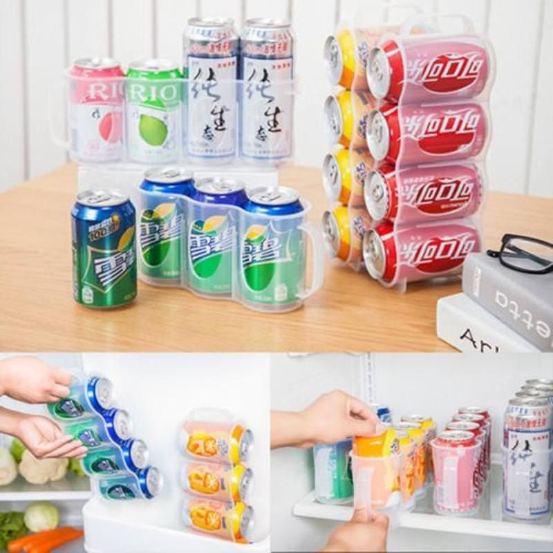 beer soda can storage holder