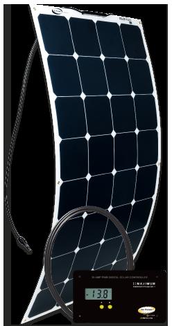 Mobile Power Solar For Rvs Trucks And Marine Contact Go Power Rv Solar Power System Flexible Solar Panels Solar
