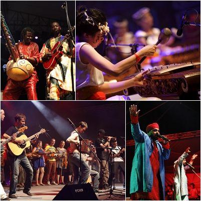 Sarawak Borneo Entertainment Rainforest World Music Festival 2011 Sourced From Http Blog Sarawaktourism Com 2 Borneo Rainforest World Music Festival Sarawak