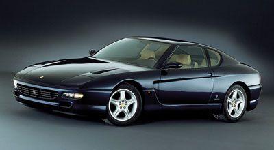 Ferrari 456 GT – Pininfarina
