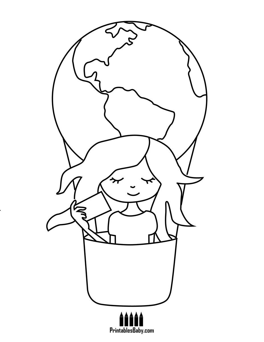 A Better World Printables Baby Free Printable Posters And Coloring Pages Coloring Pages Free Poster Printables Free Coloring Pages