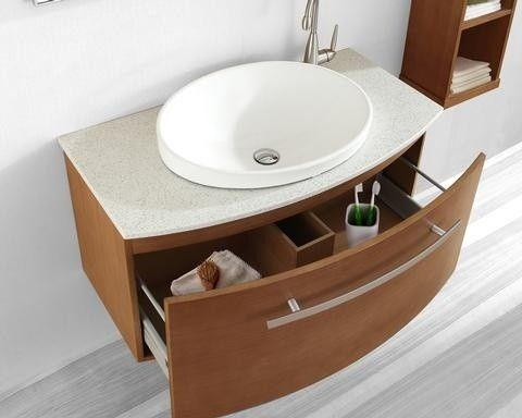 Stand Alone Vanity Unit HttpwwwhouzzcomphotosFloating - Floating bathroom sink unit