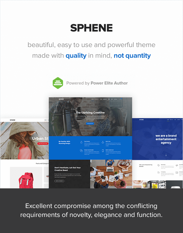 Download Sphene – All In One – Creative Corporate Photography One ...