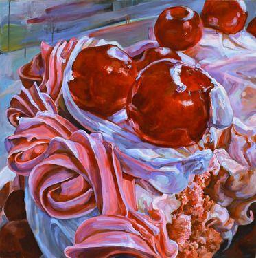 Portfolio | Saatchi Online    Oil Painting Project Idea