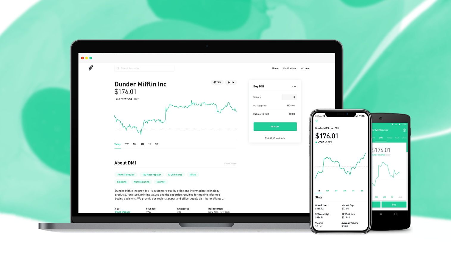 Robinhood is going after established brokers with a brand