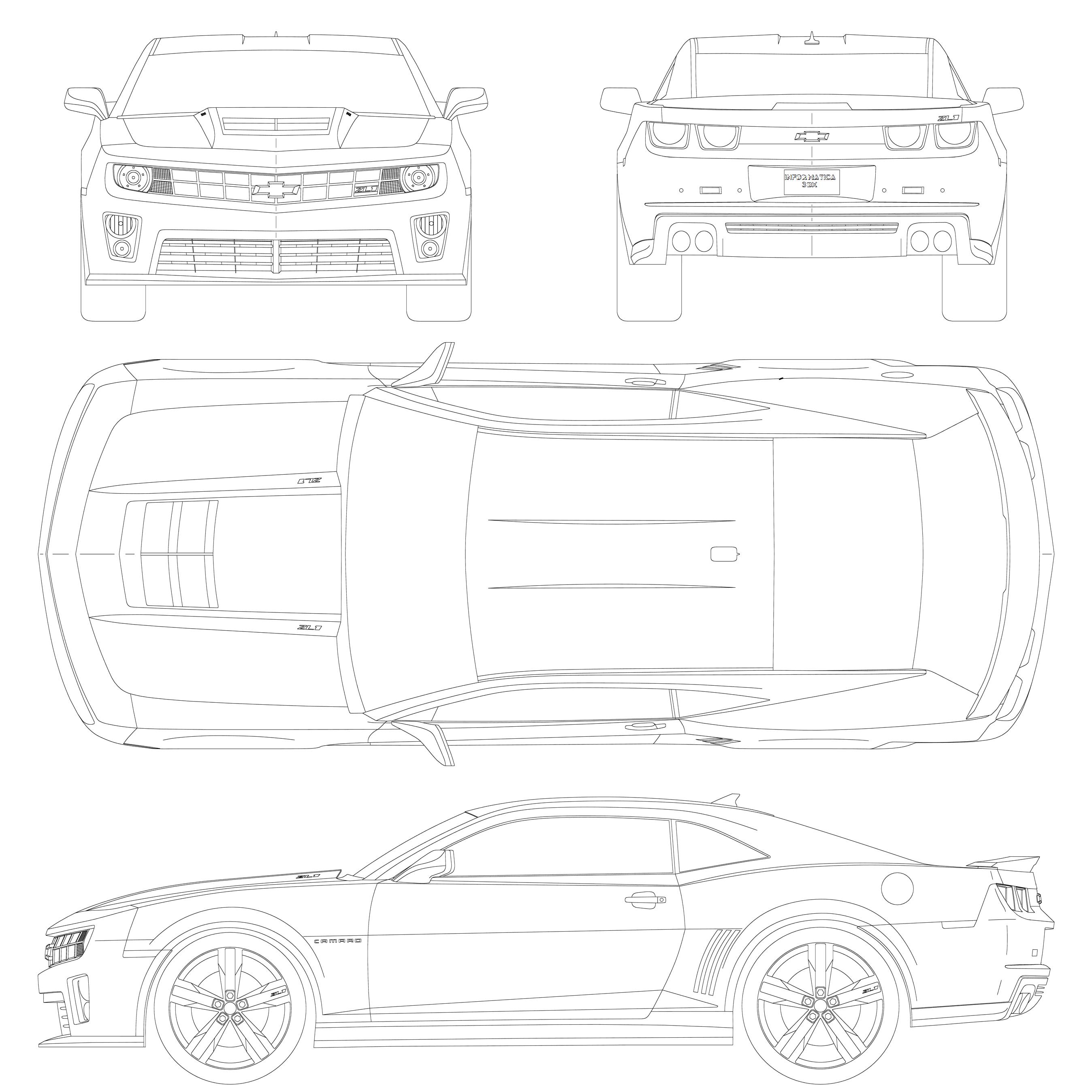 Chevrolet Camaro Zl1 2015 Chevrolet Camaro Zl1 Camaro Zl1