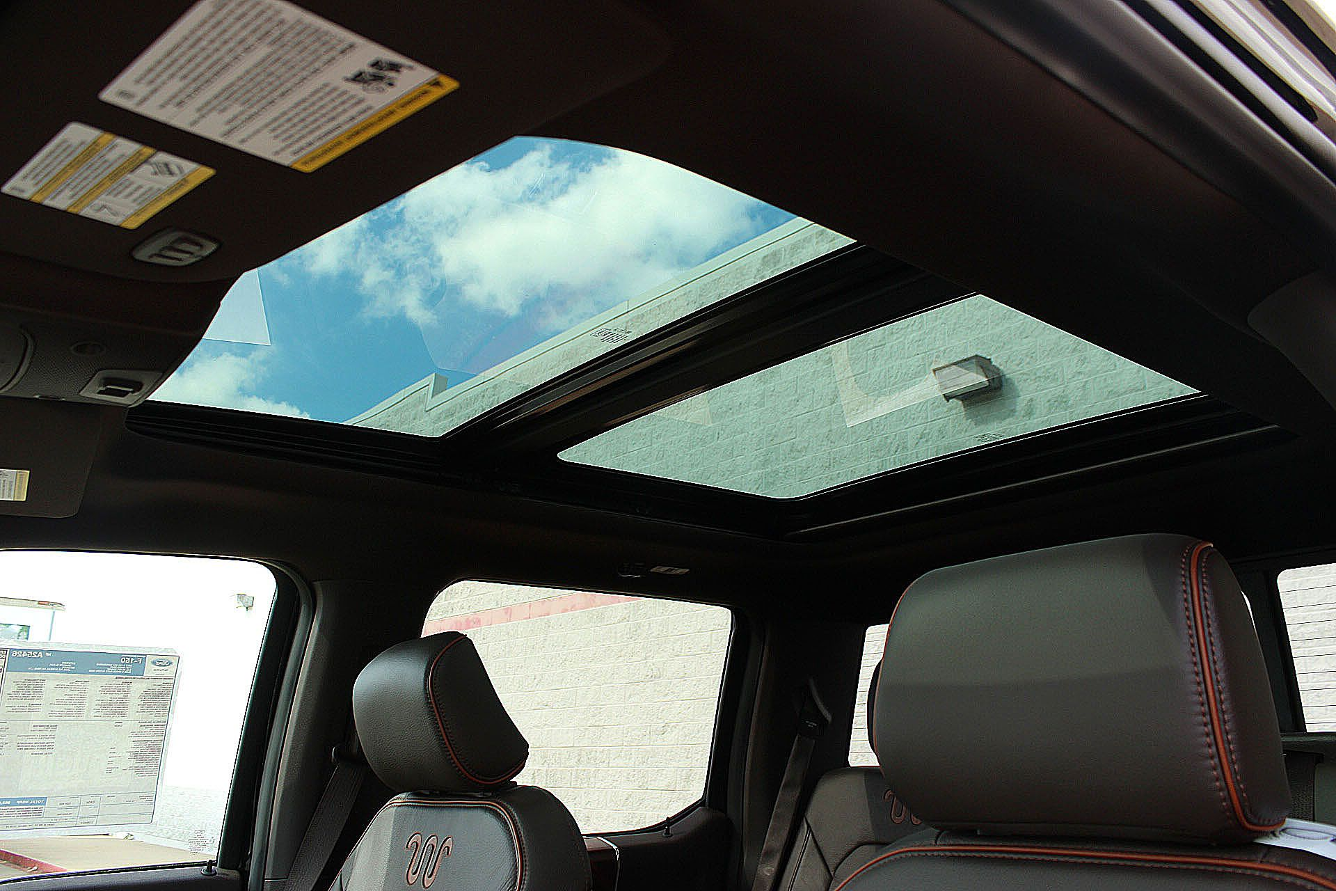 king ranch panoramic sunroof moonroof ford trucks pinterest king ranch