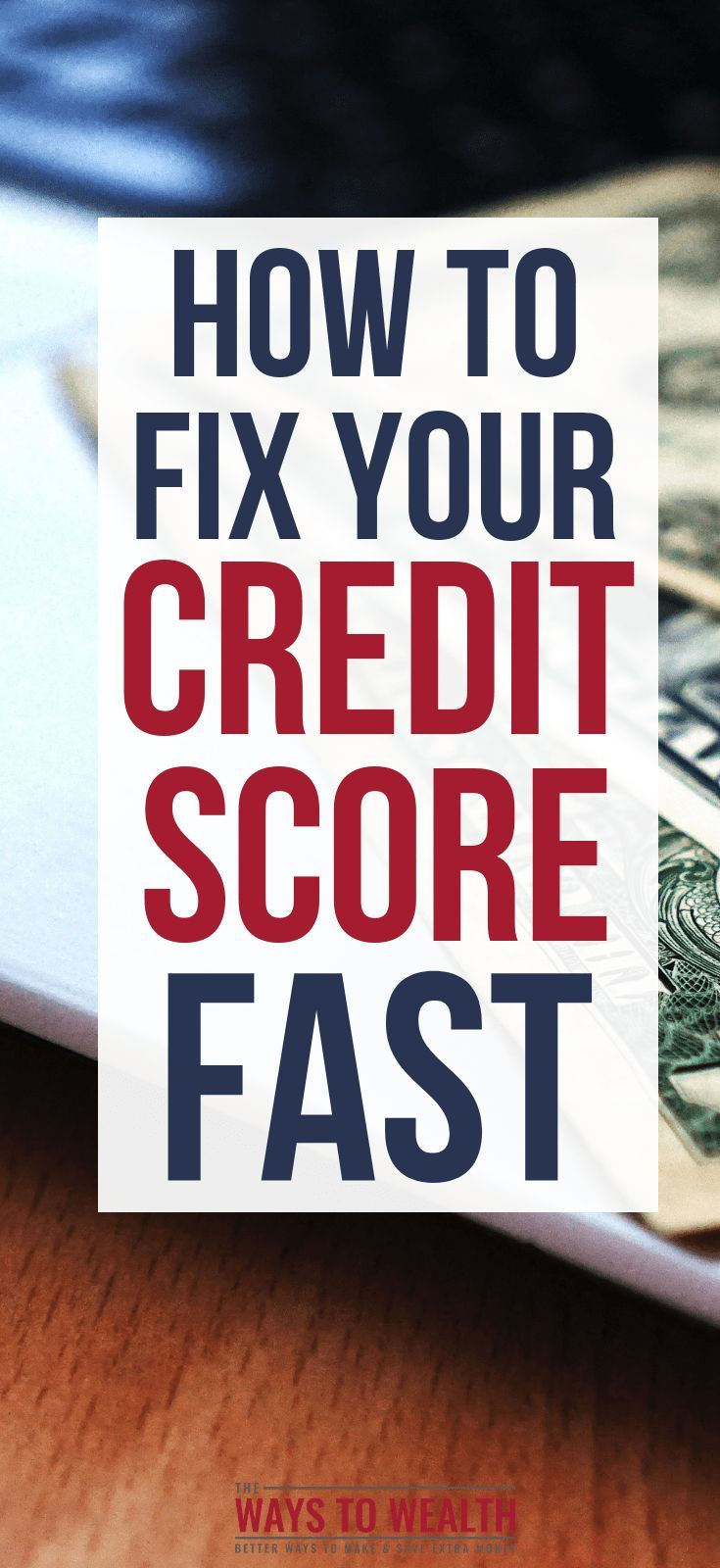 How to repair your credit yourself 5 quick tips fix