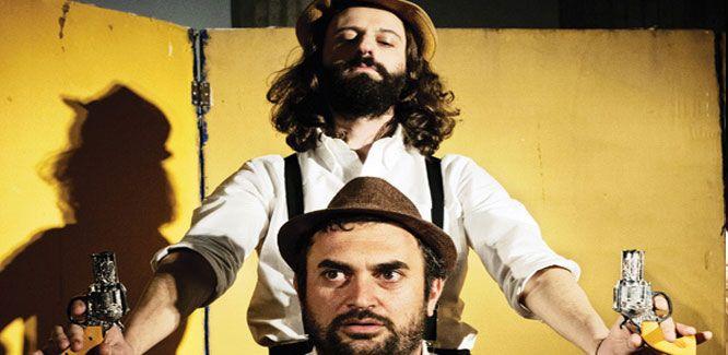 """Sabato sera al Teatrermitage la commedia """"I corteggiatori – Amore a colpi di poesia"""""""