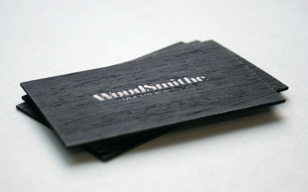 Wood business card business card pinterest wood business cards wood business card reheart Images