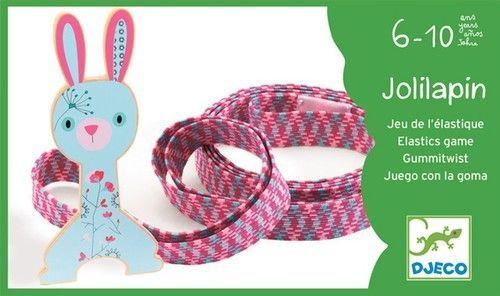 Djeco, Guma do skakania   króliczek -    , tylko w empik.com: 35,49 zł. Przeczytaj recenzję Djeco, Guma do skakania   króliczek. Zamów dostawę do dowolnego salonu i zapłać przy odbiorze!