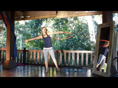 Splice and Fold Hoop Dance Tutorial YouTube (With images