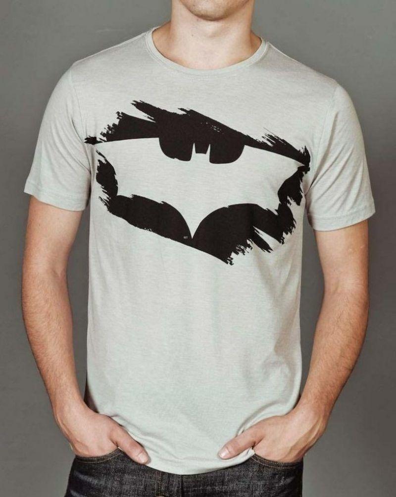 batman t shirt selber machen