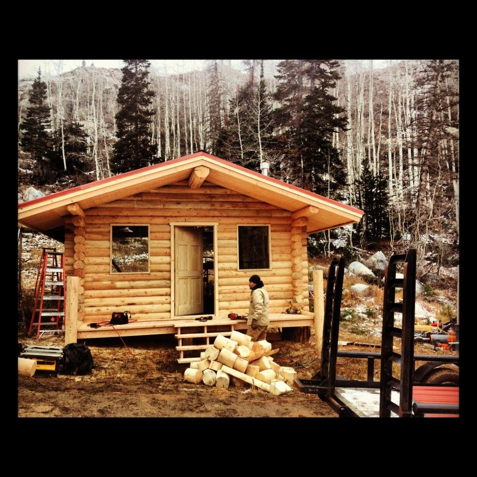 Uinta Log Home Builders - Utah Log Cabin Kits