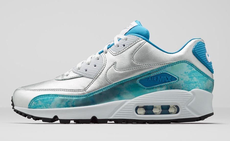 nike air max 90 colorful patent leather