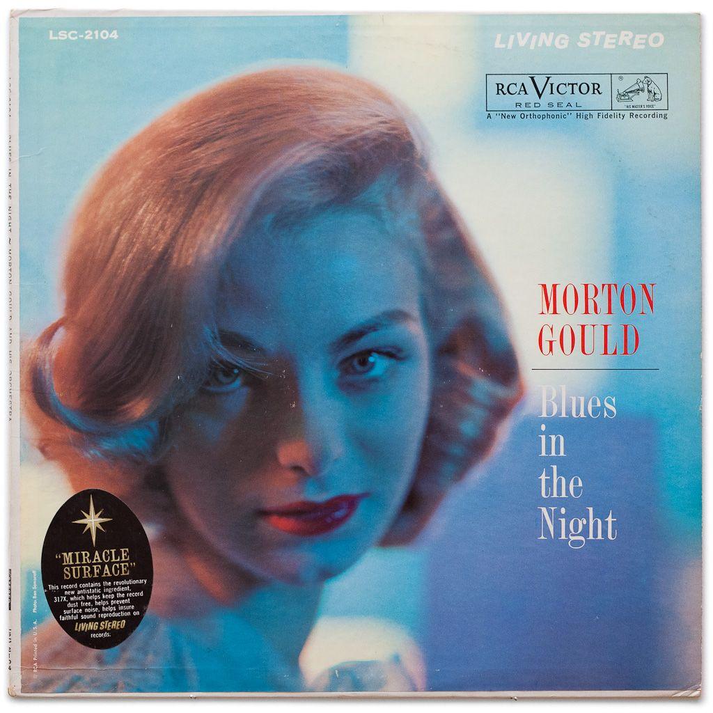 Morton Gould Blues In The Night 1957 Romantica Album