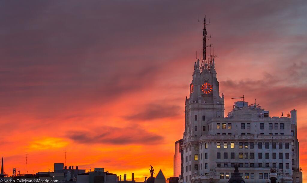 Nachogilfoto On Fab Places Ciudades España Y Skyline