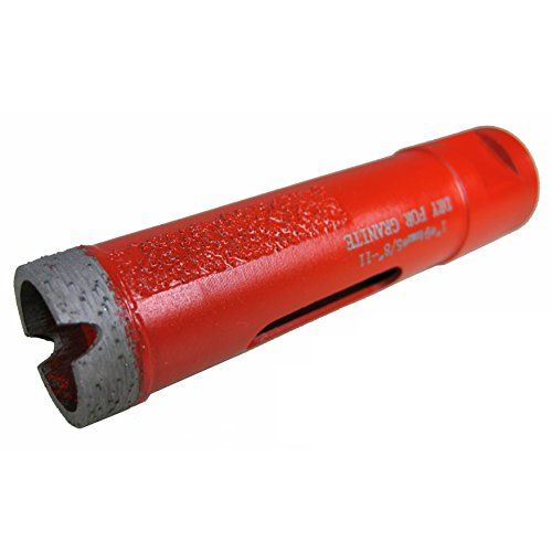 Dry Diamond Core Bit with Side Strips for Granite Drilling by Archer USA (1 in.) Archer USA / Dexpan USA http://www.amazon.com/dp/B00USBN7EM/ref=cm_sw_r_pi_dp_FayJvb1M5JG15