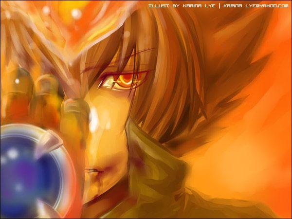 KHR: Fiery Decimo by kari-neko.deviantart.com on @DeviantArt