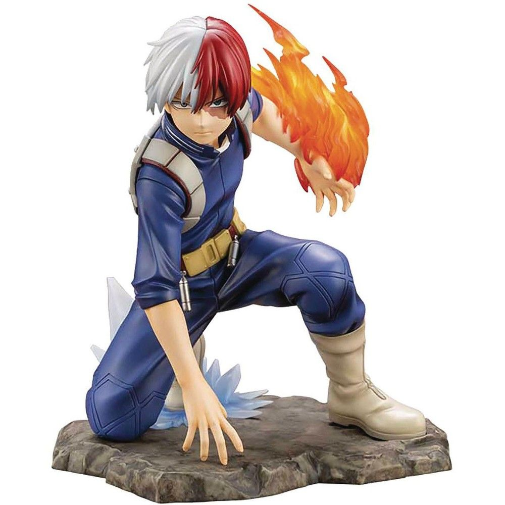 My Hero Academia ArtFX J Shoto Todoroki PVC Figure