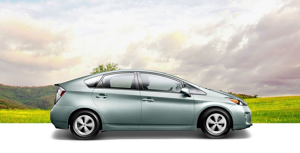 Hybrid Cars Toyota Prius 2015 It S My Baby Color Sea Glass