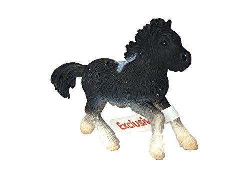 Shetland Pony Fohlen Schleich Sonderbemalung 13608 1 Exklusiv Schleich Pferde Pferdestall Puppen Geschenkideen Gesche Animal Figures Bryer Horses Pet Toys