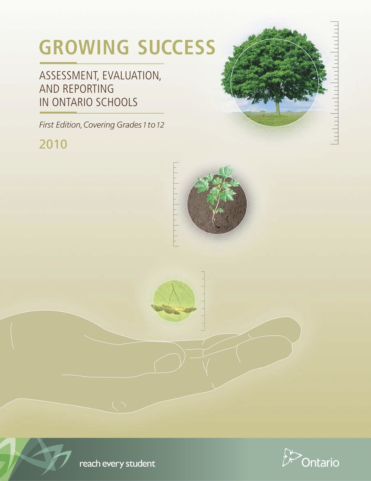 Growing Success Document For Assessment Evaluation And